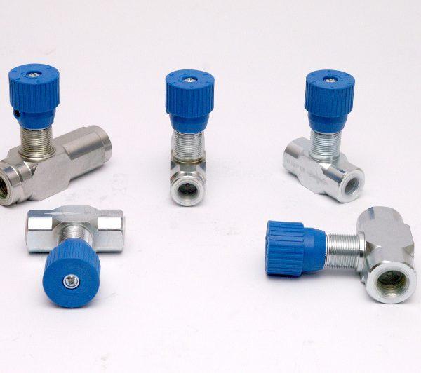 Hydraulické prvky